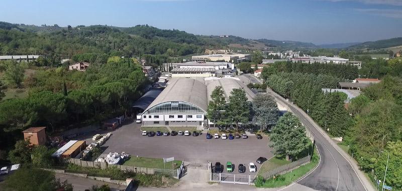 Vista aerea BioDue S.p.A.